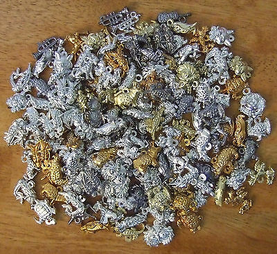 50 Old Stock Charms In 1 Inch Capsules For Vending Gumball Machine