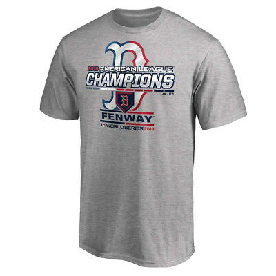 Boston Red Sox American League Champions World Series 2018 T-shirt