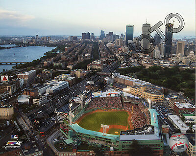Fenway Park 2018 Boston RED SOX 8X10 Photo