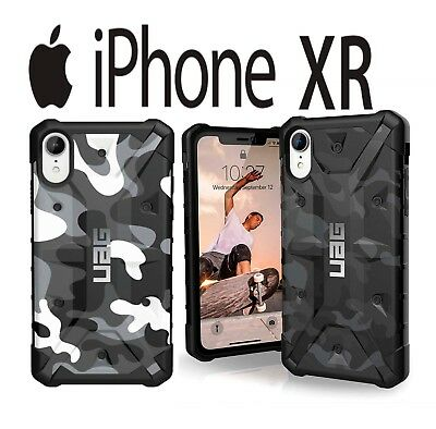 UAG Pathfinder Camo SE iPhone XR Rugged Case Feather-Light Cover Armor shell