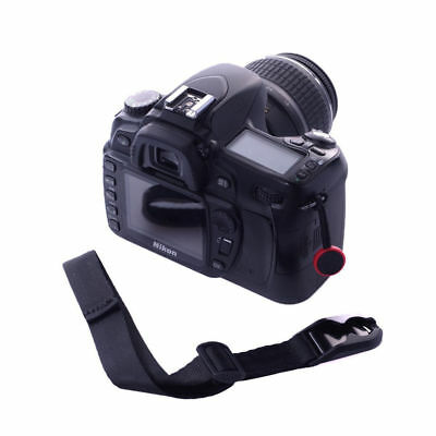 Quick Release DSLR Camera Hand Grip Strap Cuff Wrist Belt Lanyard For Camera New