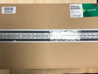 New Sealed Original Lexmark 40X0101 Maintenance Kit