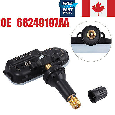 TPMS Tire Pressure Monitoring Sensor 68249197AA For Dodge Ram Jeep OEM 434MHz CA