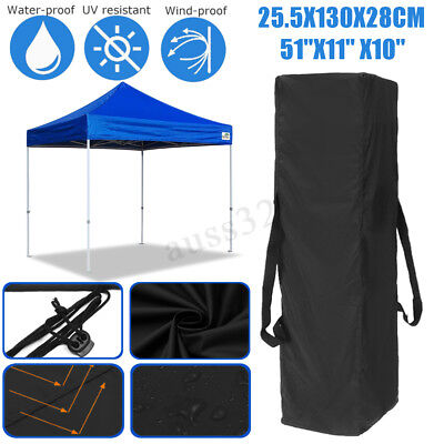 Heavy Duty Pop Up Gazebo Tent Canopy Carry Bag Storage Case Camping Outdoor Tool