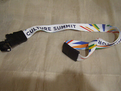 Southwest Airlines Lanyard / Badge Holder Culture Summit