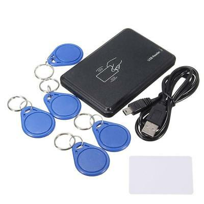 USB 125Khz RFID EM4305 T5567 Card Reader/Writer Copier/Writer programmer