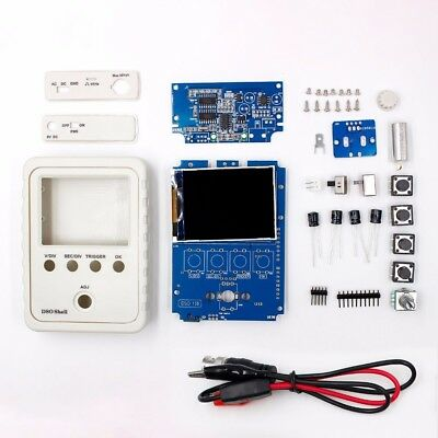 Orignal Tech Ds0150 15001K Dso-Shell (Dso150) Diy Digital Oscilloscope Kit With