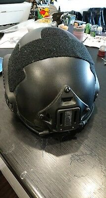Tactical Military Safety Hat Airsoft SWAT Base Protective Fast Helmet
