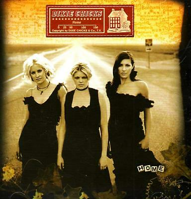 Dixie Chicks - Home (2002)  CD  NEW  SPEEDYPOST