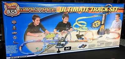 """Hot Wheels Highway 35 Ultimate Track Set Limited Edition""""MIB"""""""