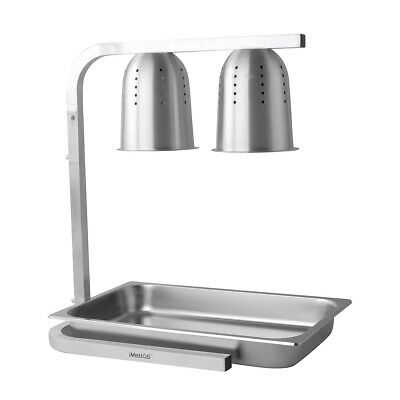 iMettos - Infrared Food Warmer With Pan