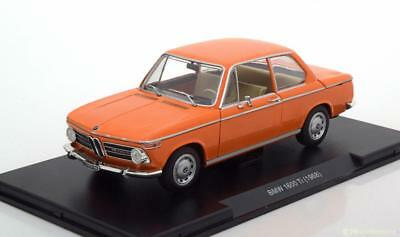 1:24 Leo Models BMW 1600 ti 1968 orange