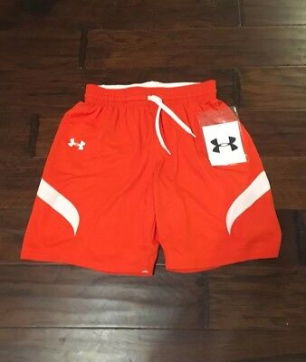 Under Armour Youth Basketball Shorts Sz. Md. Reversible NEW UKS524Y.