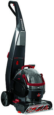 BISSELL ProHeat 2X Lift-Off Carpet Washer, 1000 W, Titanium/Red NEW