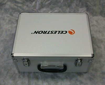 """Celestron Accessory Case For 2"""" Eyepieces & Barlow & Filters - Telescope - NEW"""