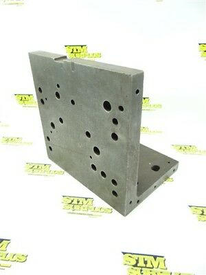 "Heavy Duty Right Angle Iron 1"" X 7"" X 10"" X 10"""