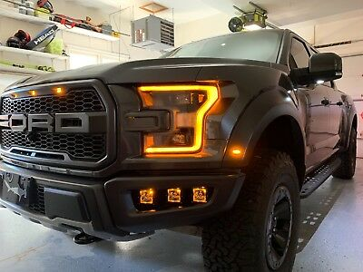"""2018 Ford F-150 raptor 2018 Ford f-150 RAPTOR with EVERY OPTION available 3"""" level kit, Free Ship w BIN"""