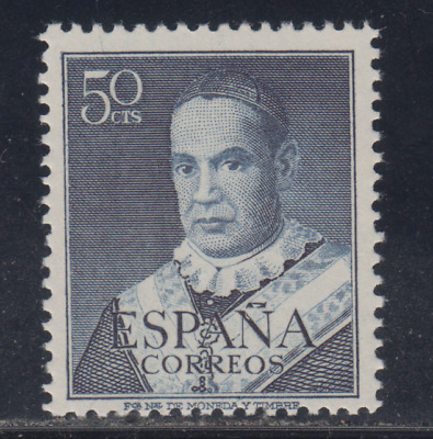 Spain (1951) Series Full Edifil 1102 Stamps New Free Stamp Hinges Mnh