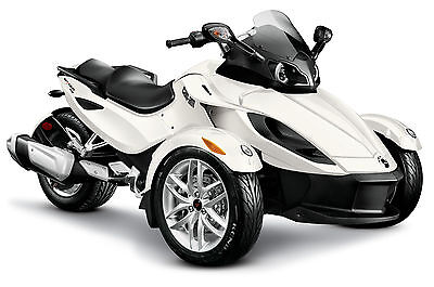 Brp Can Am >> Basf Touch Up Paint For Brp Can Am Spyder Vegas White Pearl Tricoat