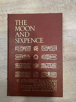 Easton Press The Moon and Sixpence by W. Somerset Maugham Famous Editions B255