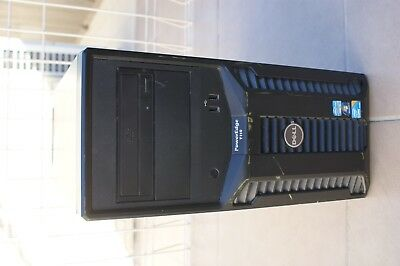 Dell PowerEdge T110 i3 server with 2 x 500GB hard drives