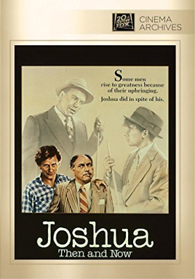 Joshua Then And Now DVD NEW