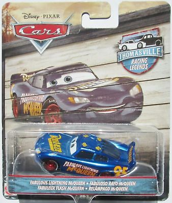 Voiture Disney Pixar Cars Thomasville Fabulous Lightning Mcqueen