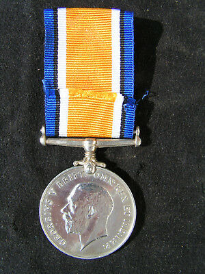 Ww1 British War Medal Pte Corley Casualty Pow Siege Of Kut 2Nd Norfolk Regiment