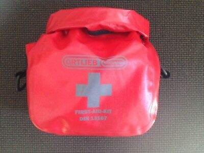 Ortlieb First Aid Kit Tasche, rot