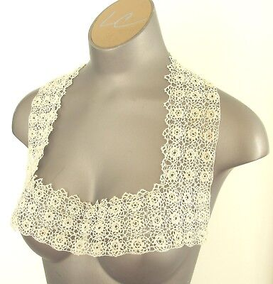 Antique Victorian/Edwardian Lace Collar -30