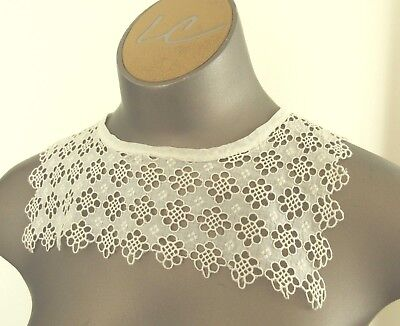 Antique Victorian/Edwardian Lace Collar -31