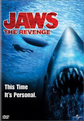 CAINE,MICHAEL-Jaws- The Revenge DVD NEW