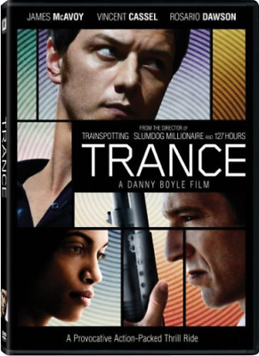 MCAVOY,JAMES-Trance DVD NEW