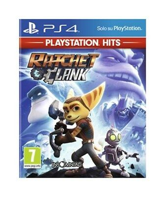 Ratchet & Clank   (Hits) PS4