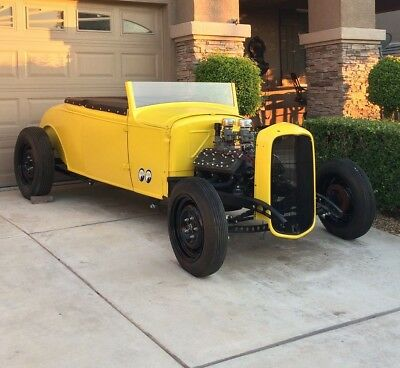 1931 Ford Other  1931 Ford Traditional Style Roadster Hot Rod