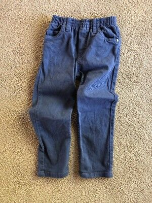 Filou And Friends Boys Blue Jeans Size 4