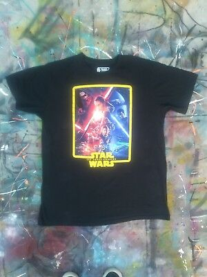 Star Wars The Force Awakens Galaxy Premiere Collection T Shirt XL