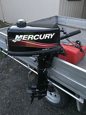 5hp Mercury Outboard Motor