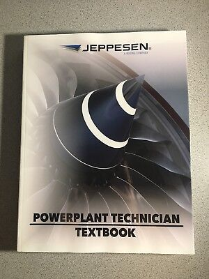 Jeppesen Powerplant Textbook. English Version
