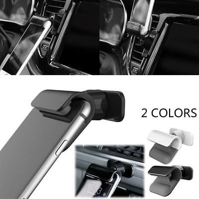 360° Universal Interior Gravity Car Mount Air Vent Holder Cradle For Cell Phone