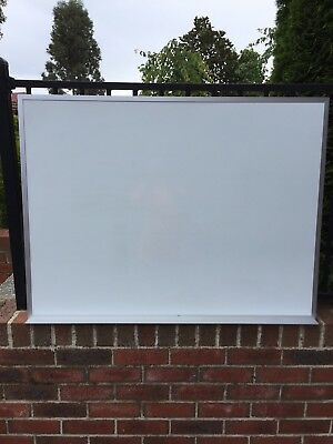 WHITEBOARD 900 x 900mm Commercial Quality Magnetic Board Office Study Kids