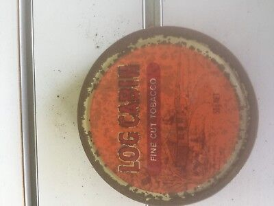 Tobacco tins from yester-year