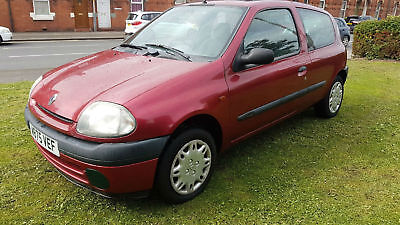 Renault Clio 1.2 Grande Ltd Edn PX Swap Anything considered