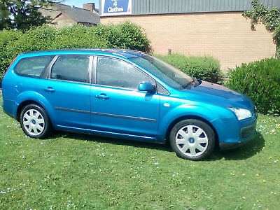 Ford Focus 1.6 2006 LX PX Swap Anything considered