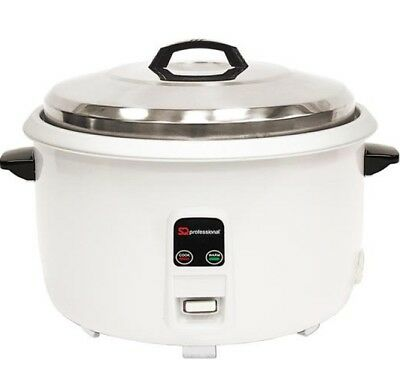 3.6L Automatic Rice Cooker Non Stick Kitchen Electric Pot Warmer Warm Cook 1350W