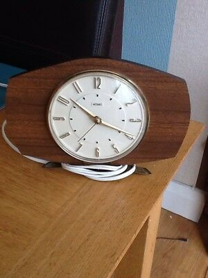 Vintage Metamec Electric Clock Working
