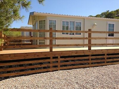 Static Caravan In Spain / RESIDENTIAL SITE - Costa Blanca BK SHERATON