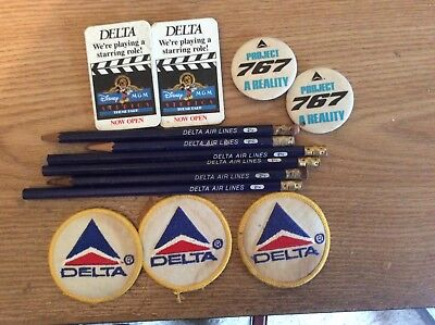delta airlines collectibles from the past...
