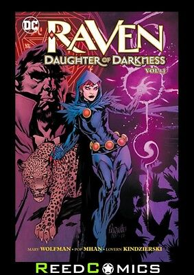 RAVEN DAUGHTER OF DARKNESS VOLUME 1 GRAPHIC NOVEL New Paperback Collects #1-6