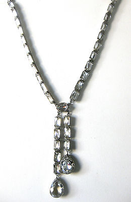 Art-Deco Paste Necklace from the 1930's